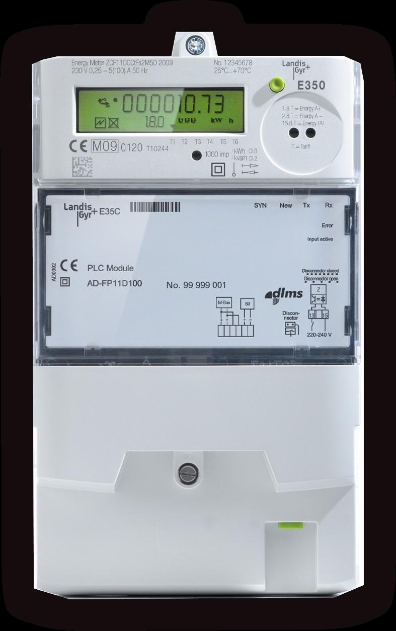 Energiemeter voor zonnepanelen