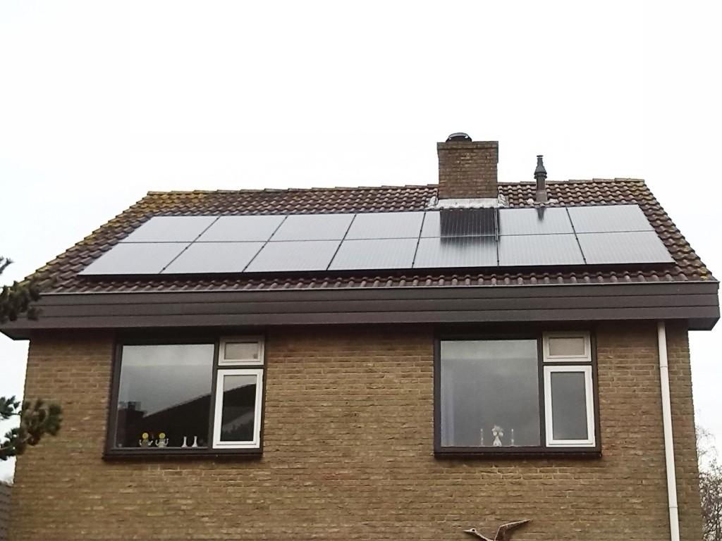 Zonnepanelen in Heerenveen