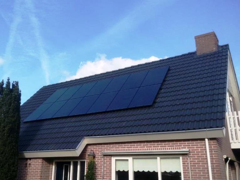 Zonnepanelen Haulerwijk